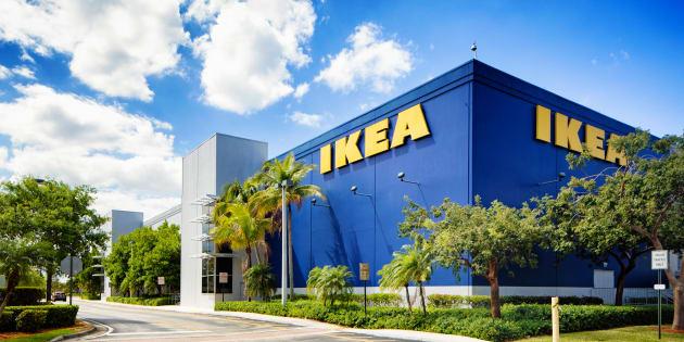 Tienda de IKEA en Florida, EU.