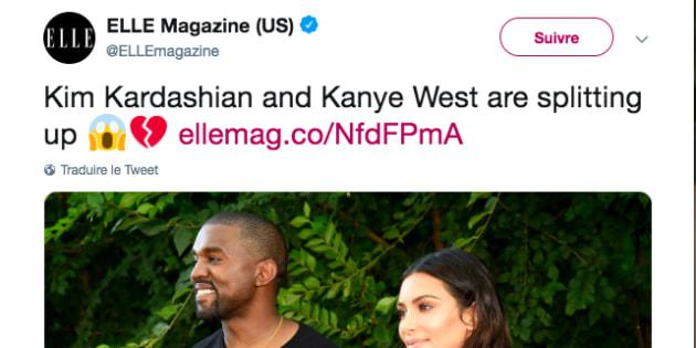 Le canular de Elle pour inciter les gens à aller voter n'est pas bien passé aux États-Unis