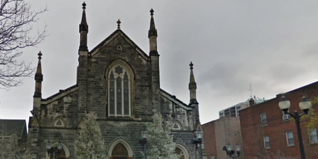 Christ's Church Cathedral in Hamilton, Ont. will move hundreds of old graves.