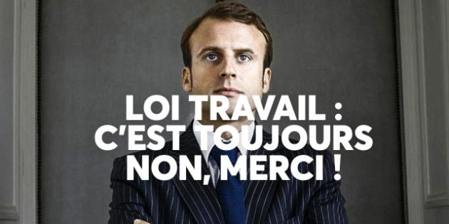 Lettre ouverte à Emmanuel Macron, Ordonnances, non merci!