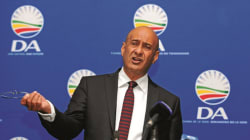 I'm With The DA Because The ANC Of My Parents Has Left Me, Like It Left Millions Of South