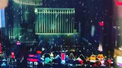 Las Vegas recouverte de neige, un spectacle rare (sauf cette