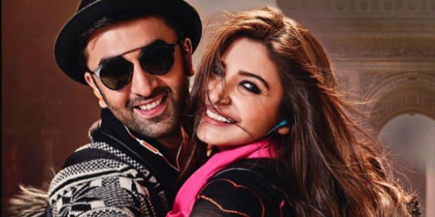 Ranbir Kapoor and Anushka Sharma in 'Ae Dil Hai Mushkil.'