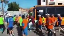 En Algérie, un semi-marathon interrompu puis recommencé pour les