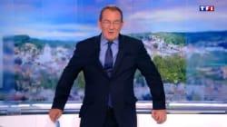 Pernaut a-t-il moqué la photo officielle de Macron à la fin de son