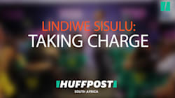 WATCH: This Is The Moment Lindiwe Sisulu Stepped Up To The