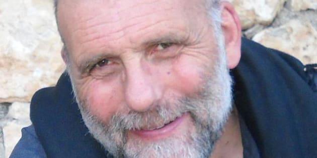Padre Paolo Dall'Oglio in una immagine di repertorio. ANSA