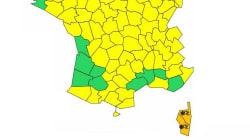 La Corse en alerte orange neige-verglas, encore 23.000 foyers privés
