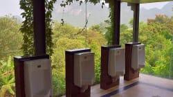 Les wc publics les plus