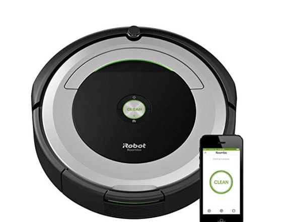 Bring home your own iRobot Roomba for 39 percent off