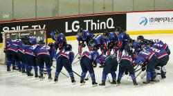 Le courant passe entre Nord et Sud-Coréennes de l'équipe féminine de