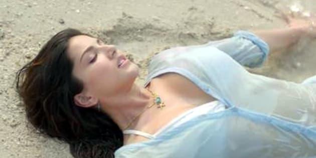 Image result for Sunny Leone's condom ads goa