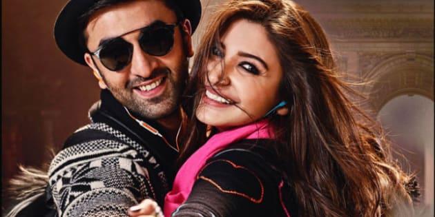 A promotional still from Karan Johar's 'Ae Dil Hai Mushkil'.
