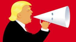 Les Unes de The Economist et du Time sur Trump se passent de