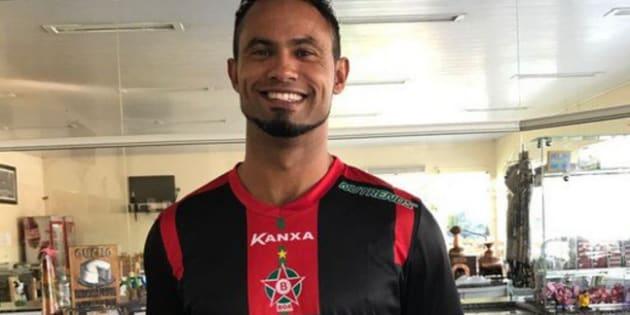 Bruno Fernandes foi contratado pelo Boa Esporte, time de Varginha.