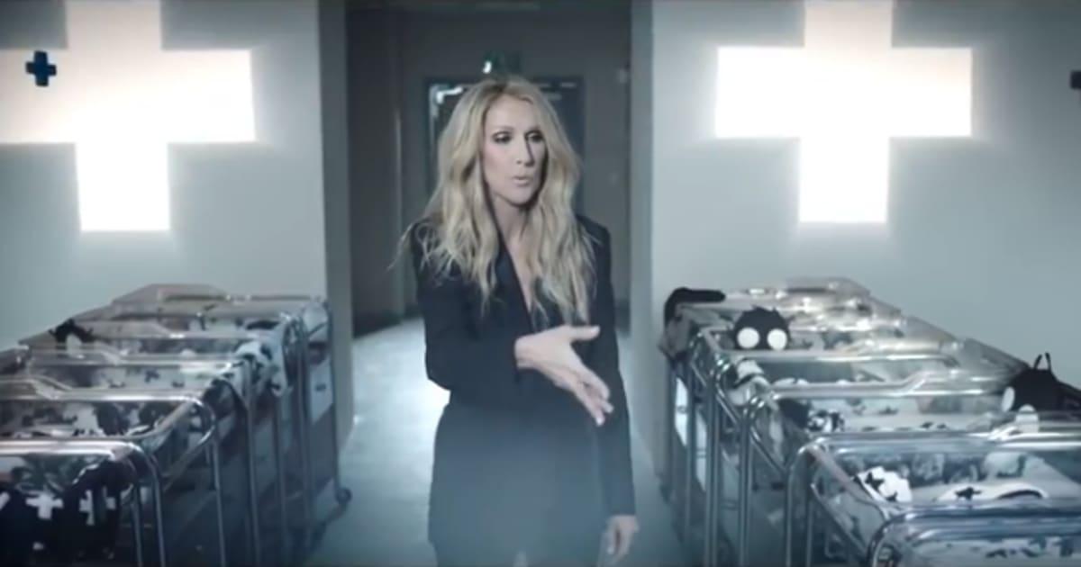667be4ac3178c Céline Dion lance une ligne de vêtements pour enfants non sexiste Célinununu