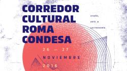 Este fin, lánzate al Corredor Cultural Roma