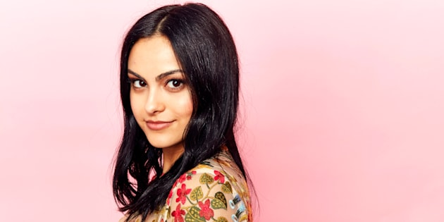 "Camila Mendes from CW's ""Riverdale"" poses for a portrait during Comic-Con 2017 at  the Hard Rock Hotel San Diego on July 22, 2017."