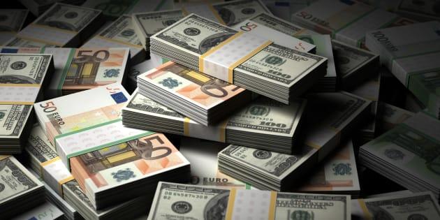 Per una svista in Deutsche Bank parte bonifico da 28 miliard