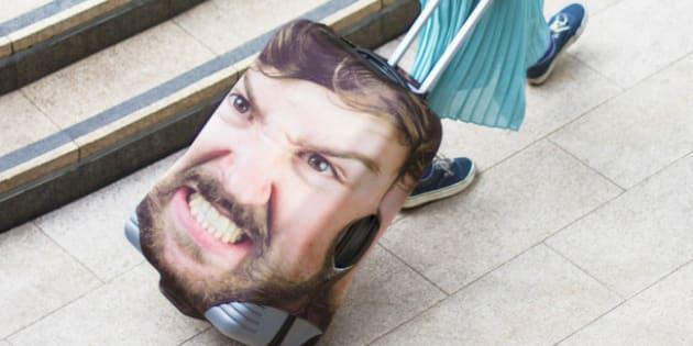 L'astuce infaillible pour retrouver sa valise à l'aéroport.