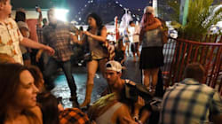 Australians Tell Of Sheer Chaos In Aftermath Of Las Vegas