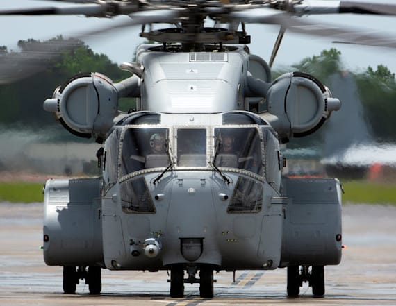 Meet the US's most-powerful and expensive helicopter