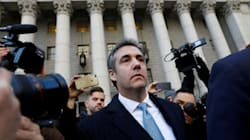 Michael Cohen Sentenced To 3 Years In Prison For Crimes Committed As Trump's