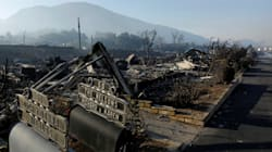 Répit en Californie, mais les incendies progressent