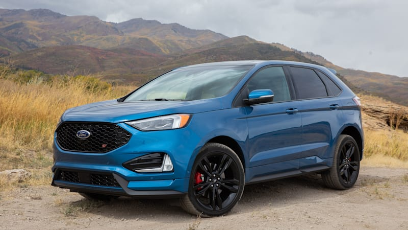 2019 Ford Edge ST First Drive Review