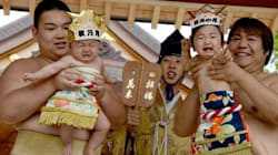 Japan's Crying Sumo Competition Has Nothing to Do With Crying Sumo
