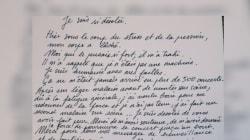 Le lettre d'excuse de la chanteuse d'Hyphen Hyphen après son concert raté à