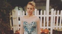 Kristen Bell n'est pas convaincue par le costume choisi par sa