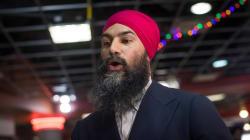 Jagmeet Singh Downplays Significance Of NDP Losing Mulcair's Old