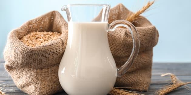 Le lait d'avoine, alternative au lait traditionnel, en pleine heure de gloire