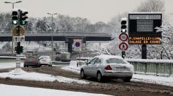 Neige et verglas: le point sur le trafic à Paris et en Île-de-France ce