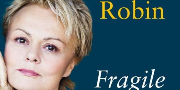 """Muriel Robin révèle être une enfant illégitime dans son livre """"Fragile""""."""