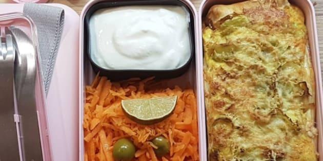 """Une semaine de recettes simples et rapides pour relever le défi """"Je cuisine et j'apporte mon déjeuner"""""""