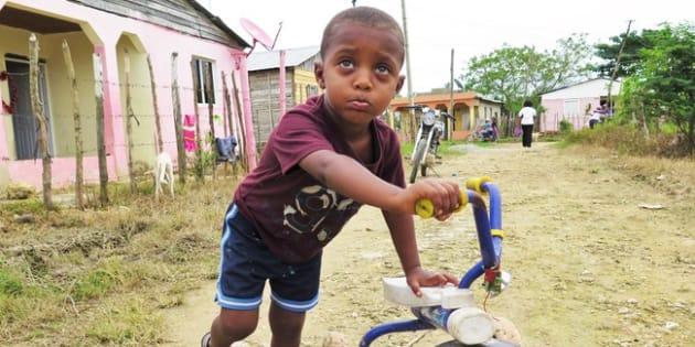 Hasta que Brandon, de tres años, no sea registrado, no podrá recibir atención médica, ser vacunado o asistir al colegio.