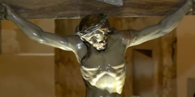Un trésor historique découvert sous une statue de Jésus — Espagne