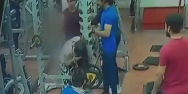 Enraged man assaults woman in Indore gym after she complains about him