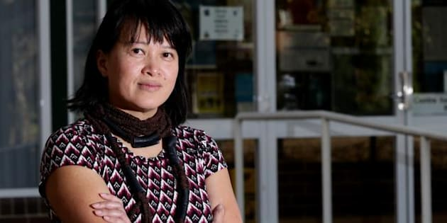 It's a question addictions specialist Professor Nghi Phung, 49, used to ask her patients. Now she has lung cancer, she's asked the same thing by strangers.