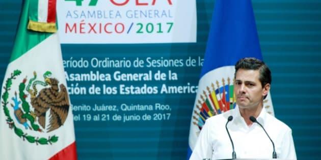 Sin acuerdos en la OEA sobre situación de Venezuela