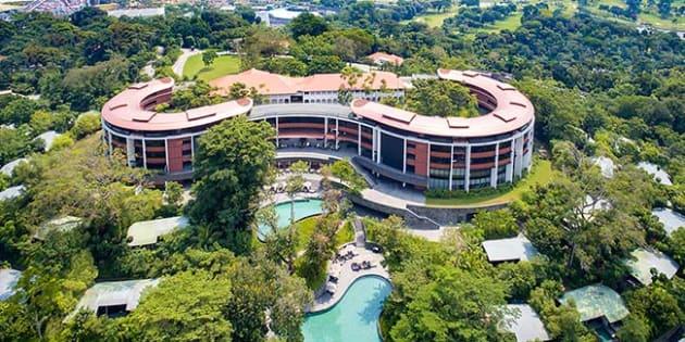 Hôtel de luxe et île ultra-sécurisée, ce qui attend Trump et Kim pour leur sommet.