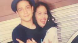 Después de 20 años, el viudo de Selena vio la película
