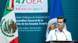 Peña Nieto: Multilateralismo, el recurso para resolver