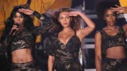 Beyoncé shockea a los fans durante