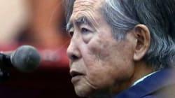 """Fujimori dice que si regresa a prisión su corazón """"no lo va a"""