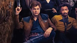 Uno de los personajes de lo nuevo de 'Star Wars' es