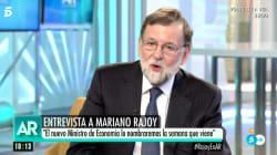 El mensaje de Rajoy a Ana Rosa Quintana por la huelga