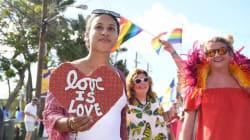 La comunidad LGBTQ reta la ley en Barbados y organiza su primer desfile del orgullo